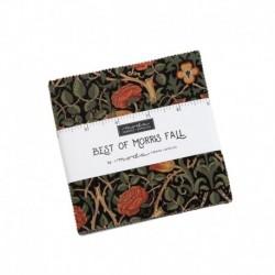 Charm Pack Best of Morris Fall