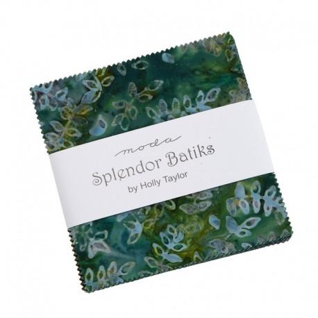 Charm Pack Splendor Batiks