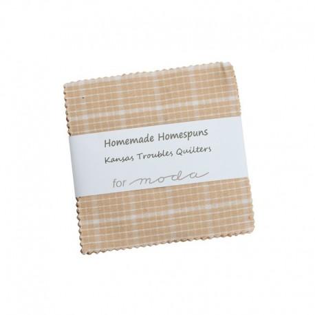 Charm Pack Homemade Homespuns