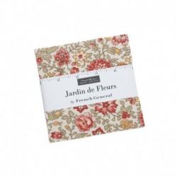 Charm Pack Jardin de Fleurs