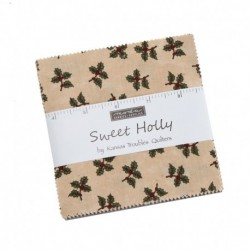 Charm Pack Sweet Holly