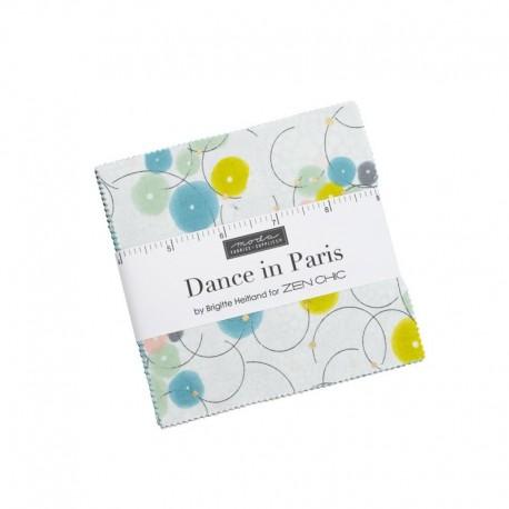 Charm Pack Dance in Paris